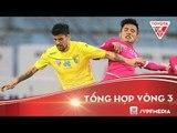 Tổng hợp Vòng 3 Toyota V.League 1-2016