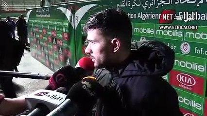 Mehdi Abeid : «On est avec le peuple»
