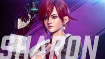 Fighting EX Layer - Bande-annonce Sharon (maj 1.2.0)
