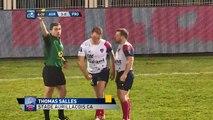 PRO D2 - Résumé Aurillac-Provence Rugby: 36-10 - J25 - Saison 2018/2019