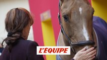 Liliane Trévisan «J'ai testé la piste du Grand Palais» - Equitation - Saut Hermès
