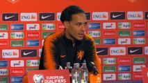 Netherlands prepare for Euro 2020 qualifier against Germany