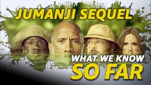 The 'Jumanji' Sequel What We Know So Far
