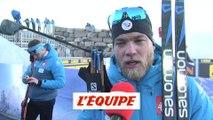 Guigonnat «Ça va être compliqué» - Biathlon - CM (H)