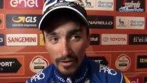"""Milan-San Remo 2019 - Julian Alaphilippe grand vainqueur : """"Je ne pouvais pas me rater"""""""