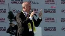 Erdoğan ve Bahçeli, Cumhur İttifakı'nın Büyük Ankara Mitingi'nde Konuştu -13