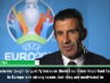 Figo and Schmeichel excited for Euro 2020