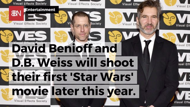 These 2 Game Of Thrones Guys Will Work On A New Star Wars Movie