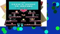 Review  The Geek S Guide to Dating - Eric Smith