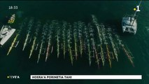 TH : Marathon Polynésie La 1ère Va'a : Shell Va'a grand vainqueur