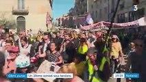 Gilets Jaunes : Tour de France des manifestations hier en régions qui se sont plus ou moins bien passées selon les villes