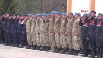 Kastamonu- Kazada Hayatını Kaybeden 3 Uzman Çavuş Törenle Memleketlerine Uğurlandı