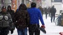 Doğu'da baharda yağan kar etkili oldu - KARS