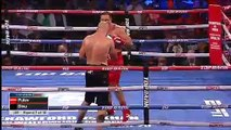 Kubrat Pulev keeps his Heavyweight title dream alive as he stops a game Bogdan Dinu - - Boxing PulevDinu - -