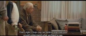 Godzilla Tokyo S.O.S. - Shobijin talking to Shinichi Chujo