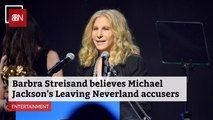 Barbra Streisand Causes Quite A Stir By Commenting On Michael Jackson