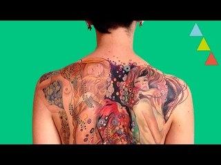 Los 10 mejores tatuadores del mundo