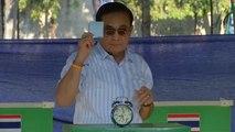 Former Thai Prime Minister Abhisit steps down as leader of Democrat Party after poor election result