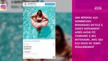 Camille Cerf critiquée sur son poids: Iris Mittenaere prend sa défense