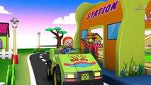 Usine de jouets de dessin animé - les Trains pour les ENFANTS - Choo Choo Train - Trains Jouets Dessins animés pour les Enfants - Thomas