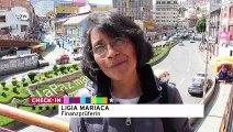 Meet a local: La Paz, Bolivien | Check-in