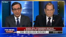 Jerrold Nadler Says Trump White House Should 'Certainly Not' Get Mueller Report Before Congress Does