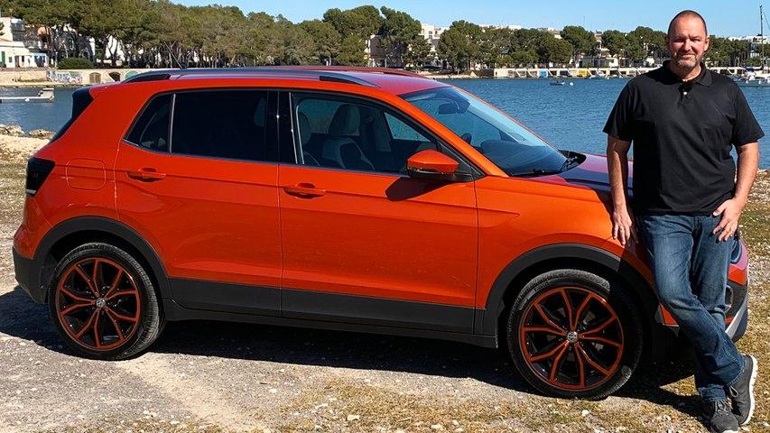VW T-Cross - Hält das kleinste Volkswagen SUV was es verspricht?
