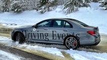 Sports Drift Training - Das Mercedes-Benz Driving Event in Saalfelden