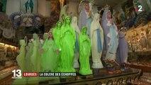 Lourdes : les commerçants d'articles religieux en colère