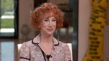 Kathy Griffin on receiving death threats