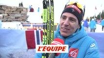 Fillon-Mallet «Je n'avais plus de batterie» - Biathlon - CM (H)