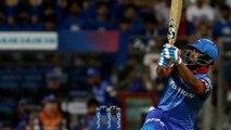 IPL 2019, MI vs DC:  Rishabh Pant breaks MS Dhoni's record for fastest IPL fifty | वनइंडिया हिंदी