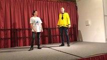 Match d'improvisation entre les Canards et les Improsteurs