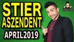 STIER ASZENDENT HOROSKOP APRIL 2019