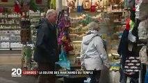 Lourdes : la colère des marchands du temple