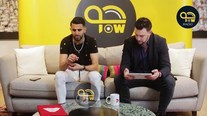 Interview de Mahrez sur l'émission « Ball ON » de JOW Radio