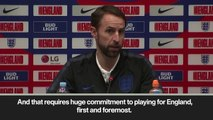 (Subtitled) Southgate hails 'underappreciated' Henderson ahead of his 50th cap