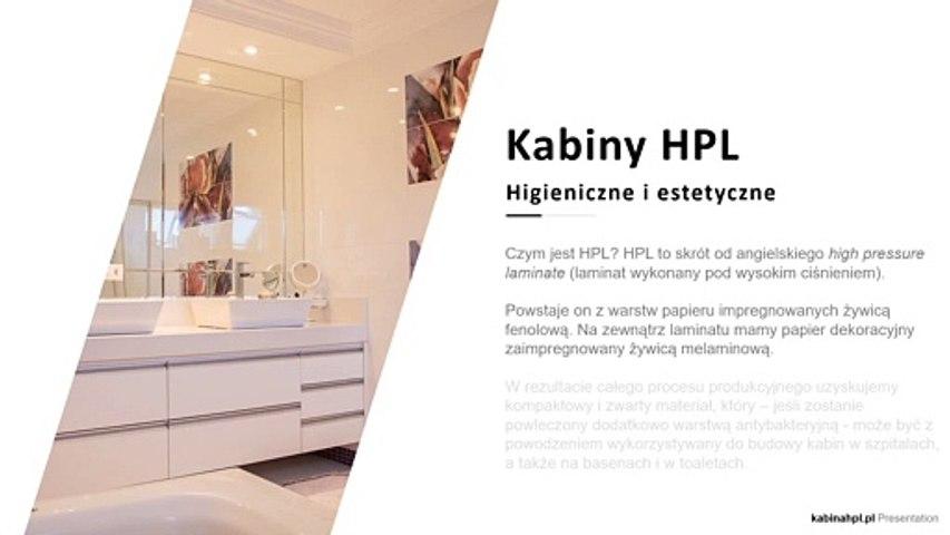 Kabiny sanitarne HPL do szkół, przedszkoli i na baseny