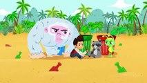 SuperZoo Costume de carnaval de la partie avec la magie des amis! - Farces pour les enfants et le mystère de la roue