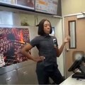 """LMFAO! Transwoman """"bans"""" woman from Burger King and it turns into argument about who looks better """"fix yo teef!"""""""