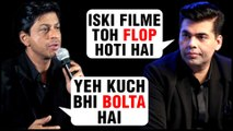 Shah Rukh Khan SHOCKING REACTION On Karan Johar Kesari Tweet INSULTING SRK