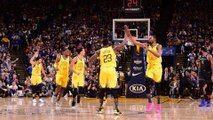 GAME RECAP: Warriors 121, Pistons 114