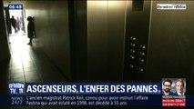 """""""Nous, on est les victimes et on ne peut rien faire."""" Les pannes d'ascenseurs font vivre un enfer aux locataires en Seine-Saint-Denis"""