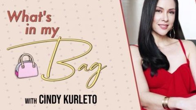 Cindy Kurleto Shows What's Inside Her Bag
