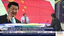 """""""En s'éloignant de la politique des successeurs de Mao, Xi Jinping retrouve la terreur totalitaire"""", Christian Saint-Etienne - 25/03"""