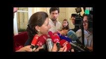 Agnès Buzyn réagit aux propos sur l'IVG de l'un des chefs de file des gynécos