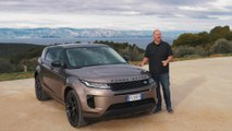 Range Rover Evoque S D240 AWD - The new Land Rover SUV Test drive & Review