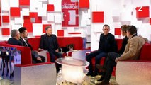 Gad Elmaleh raconte la pression qu'il a eu la fois ù Michel Drucker est venu pour la première fois assister à son one man show - Regardez