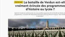 La bataille de Verdun a-t-elle disparu des programmes d'histoire de première générale ?