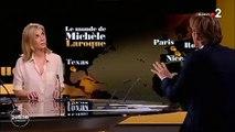 Michèle Laroque revient sur son grave accident de voiture qui l'a immobilisée de longs mois il y a quelques années